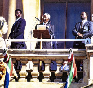 Many Cultures One Nation: Presidential Inauguration.