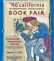 California Book Fair Dreaming…