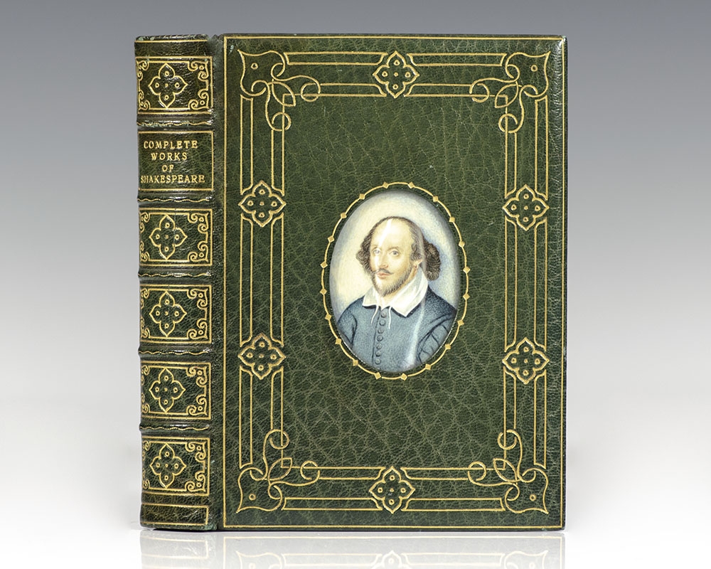 The Complete Works of William Shakespeare. [Cosway].