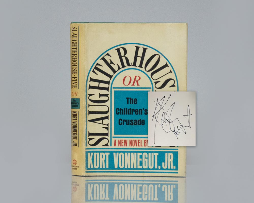 slaughterhouse five the children's crusade kurt vonnegut Buy slaughterhouse 5, or the children's crusade - a duty-dance with death new ed by kurt vonnegut (isbn: 9780099800200) from amazon's book store everyday low prices.