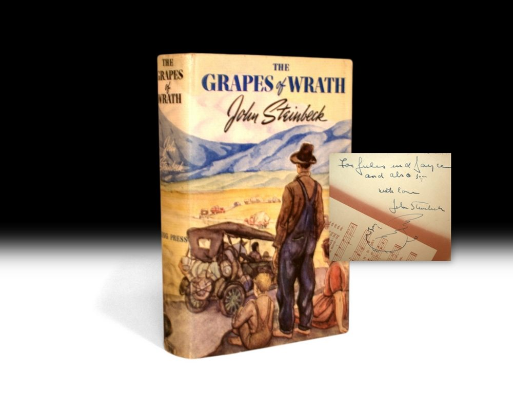 a summary of the book the grapes of wrath by john steinbeck Struggling with john steinbeck's the grapes of wrath check out our thorough summary and analysis of this literary masterpiece.