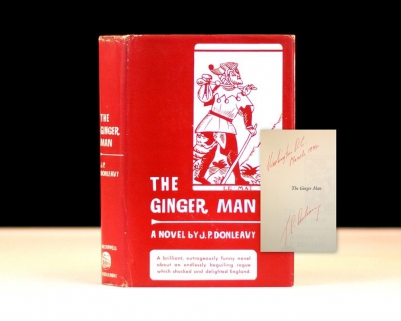 The Ginger Man.