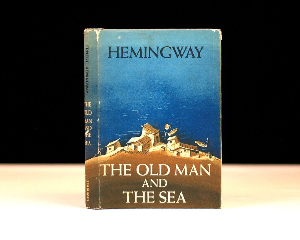 ernest hemmingways old man and the sea Vol 1, no 2 english language teaching 156 hemingway's language style and writing techniques in the old man and the sea.