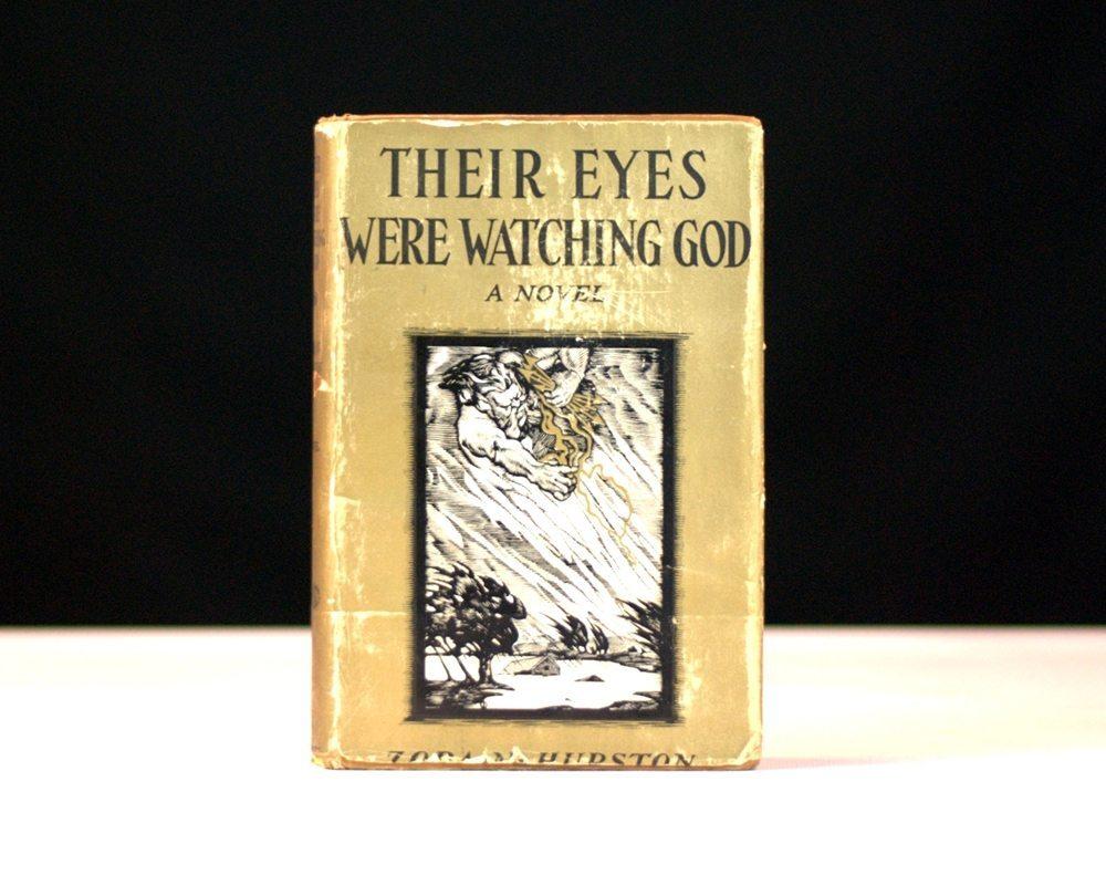 their eyes were watching god critical essays