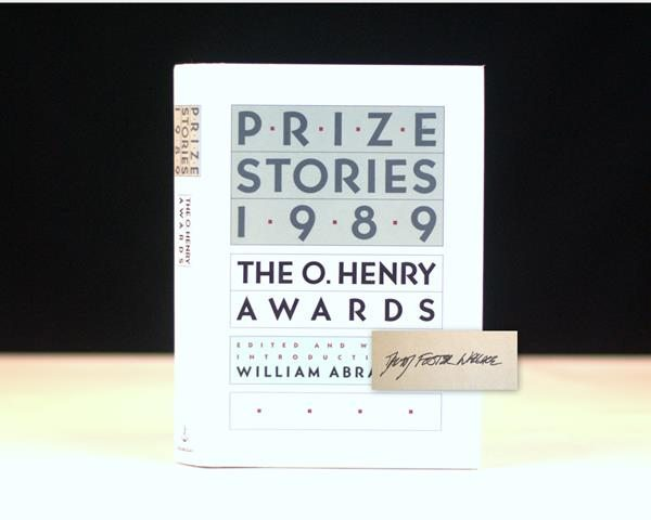 Prize Stories 1989: The O. Henry Awards. Includes the Story Here and There.