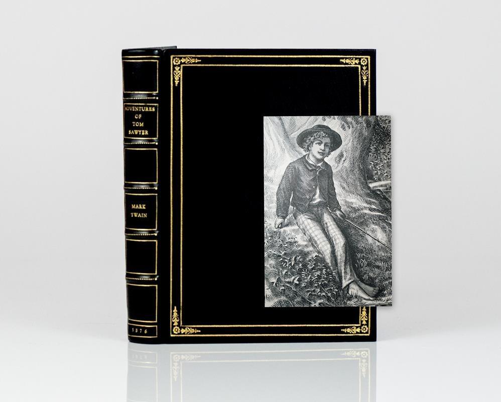 Adventures of Tom Sawyer.