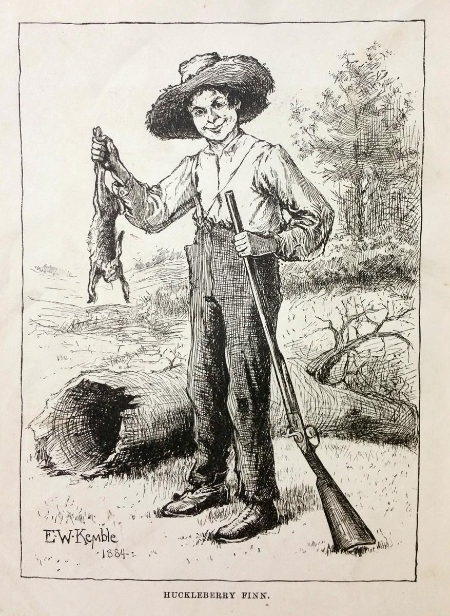 Adventures of Huckleberry Finn.  Raptis Rare Books