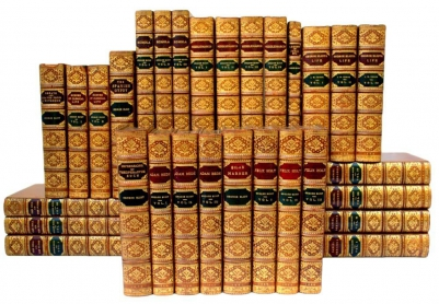 Complete Set of George Eliot First Editions