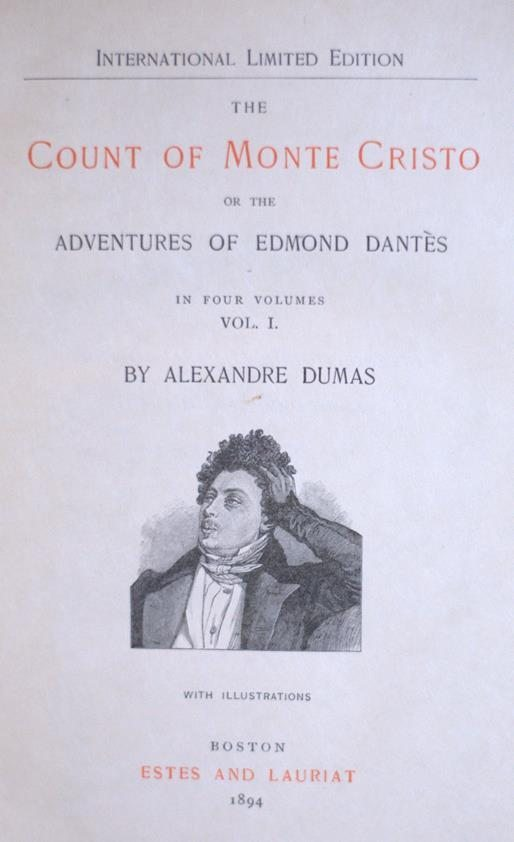 The Works of Alexandre Dumas [The Count of Monte-Cristo and The Three Musketeers].