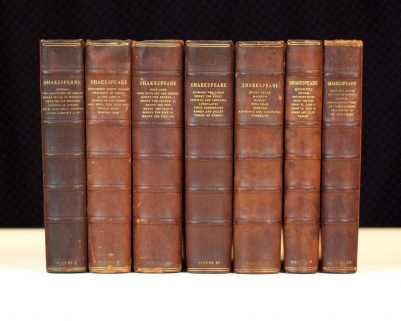 The Works ... The Text of the First Folio with Quarto Variants and a Selection of Modern Readings