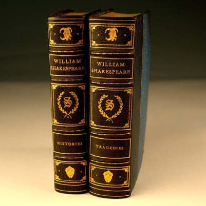 The Tragedies of William Shakespeare and The Histories and Poems of Shakespeare