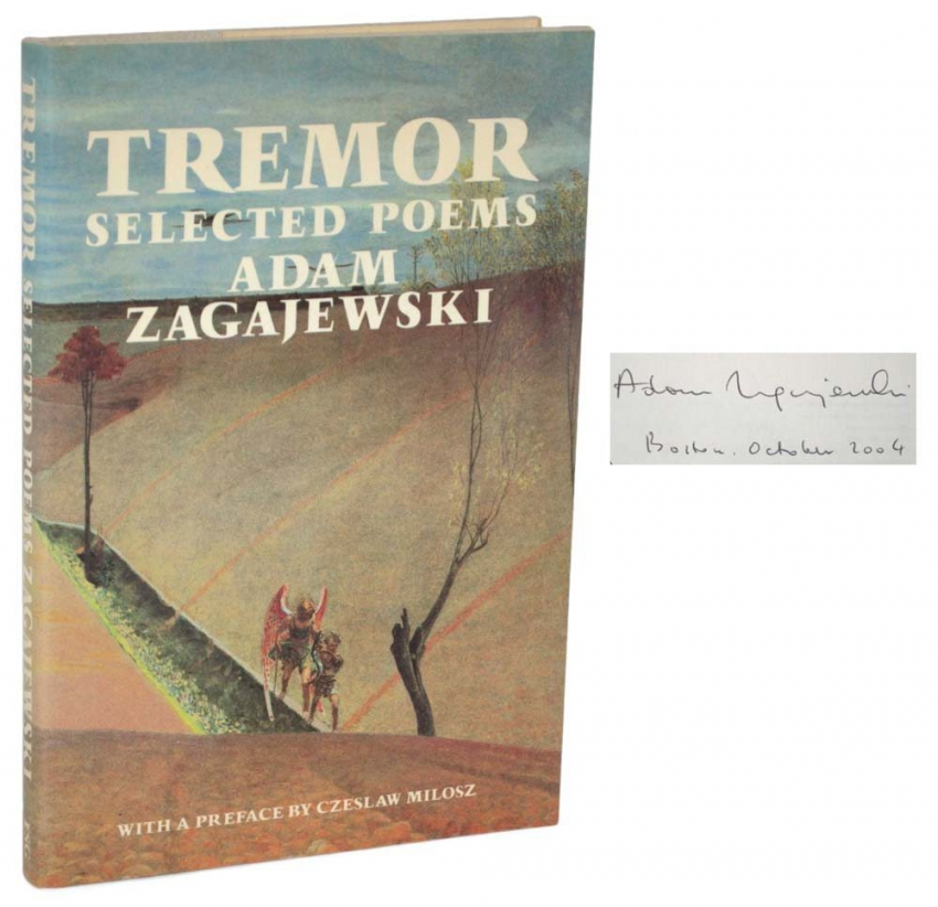 Tremor: Selected Poems
