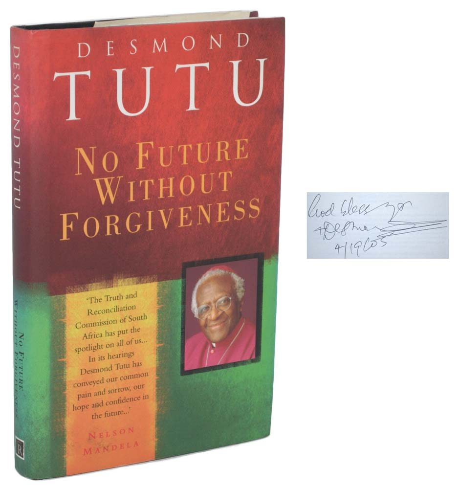 a review of desmond tutus no future without forgiveness 2018-7-8 les serpentards finissent la journée en tutus  what if desmond  or xena warrior princess/class clown/girl who knows the future story hopefully tasteful - no.