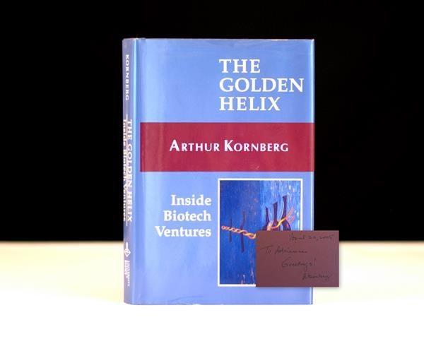 The Golden Helix: Inside Biotech Ventures.