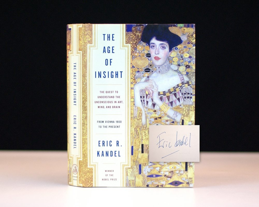 The Age of Insight: The Quest to Understand the Unconscious in Art, Mind, and Brain, from Vienna 1900 to the Present.