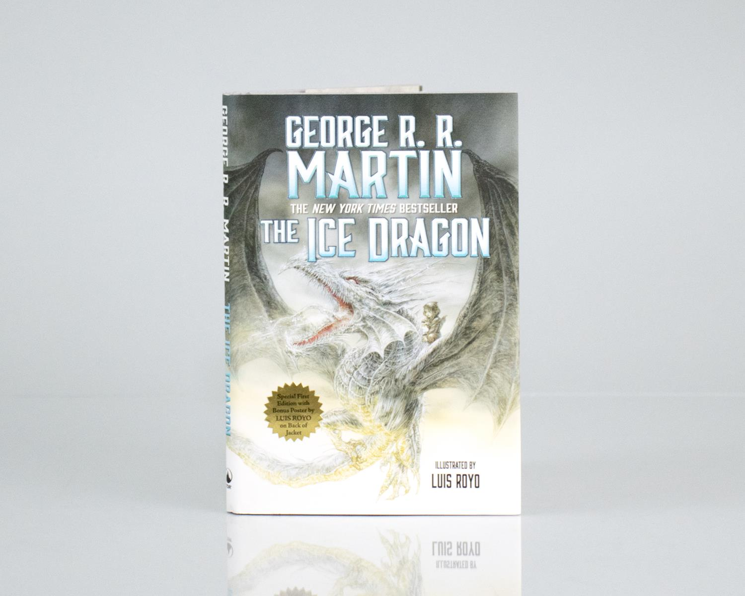 A Song of Ice and Fire is a series of epic fantasy novels by the American novelist and screenwriter George R R Martin He began the first volume of the series A