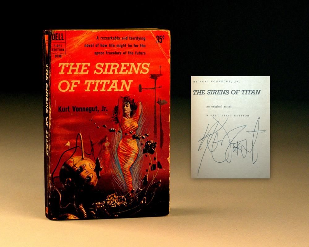 sirens of titan essay Sirens of titan essay topics is a resource used daily by thousands of students, teachers, professors and researchers we invite you to become a part of our community.