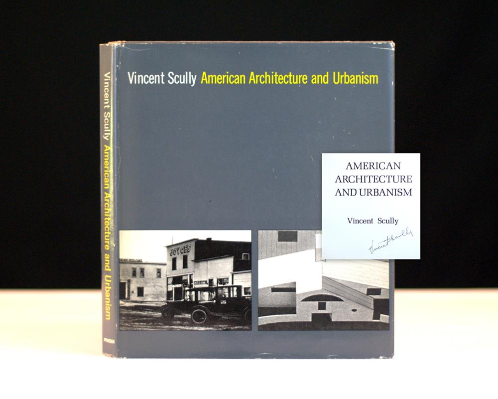 American Architecture and Urbanism.
