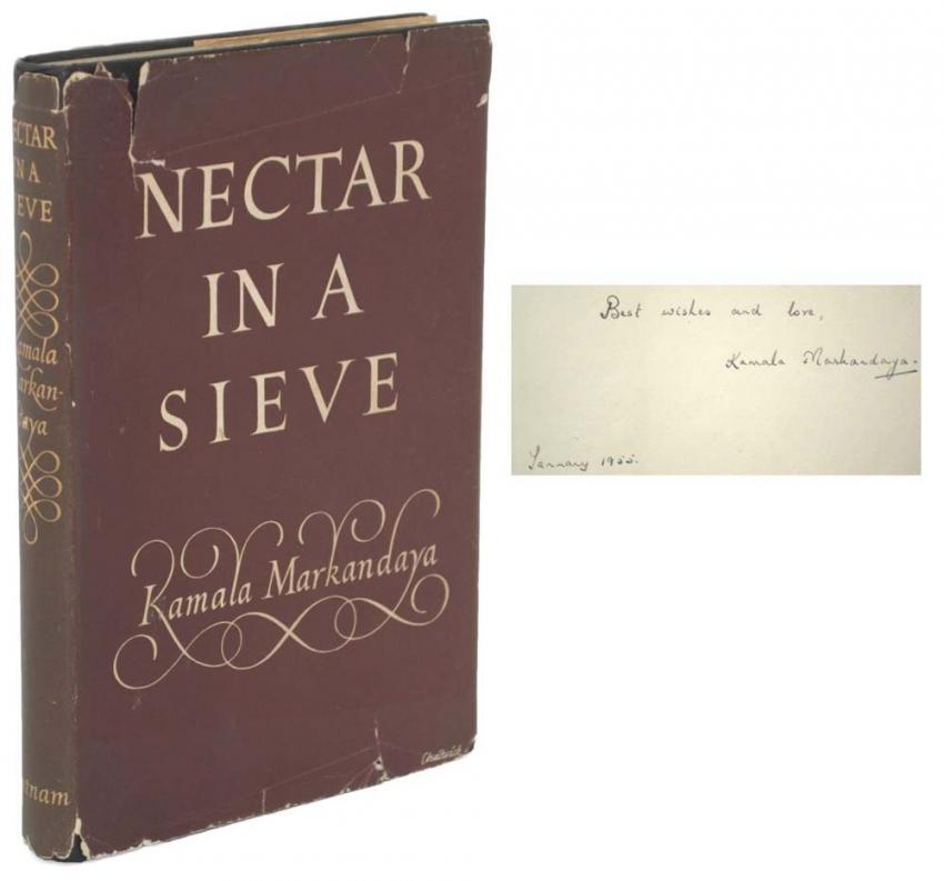 Nectar in a Sieve.