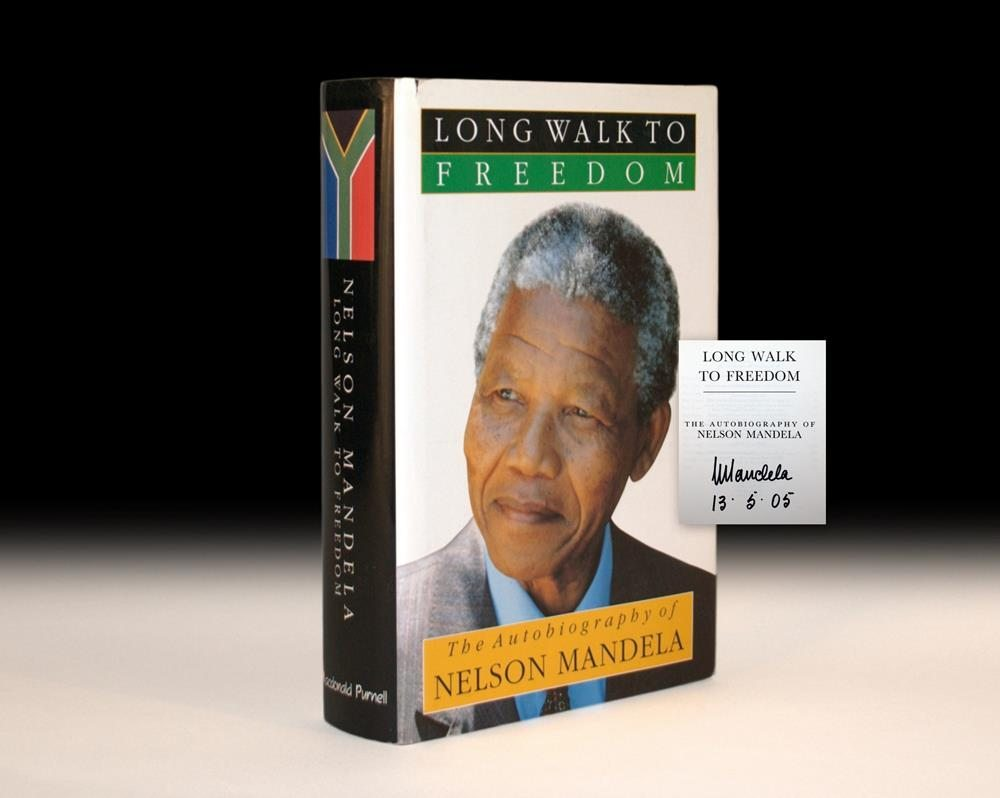 the freedom struggle as portrayed in nelson mandelas book long walk to freedom This fluid memoir matches south african president mandela's stately grace with wise reflection on his life and the freedom struggle that defined it mandela began this book in 1975, during his 27-year.