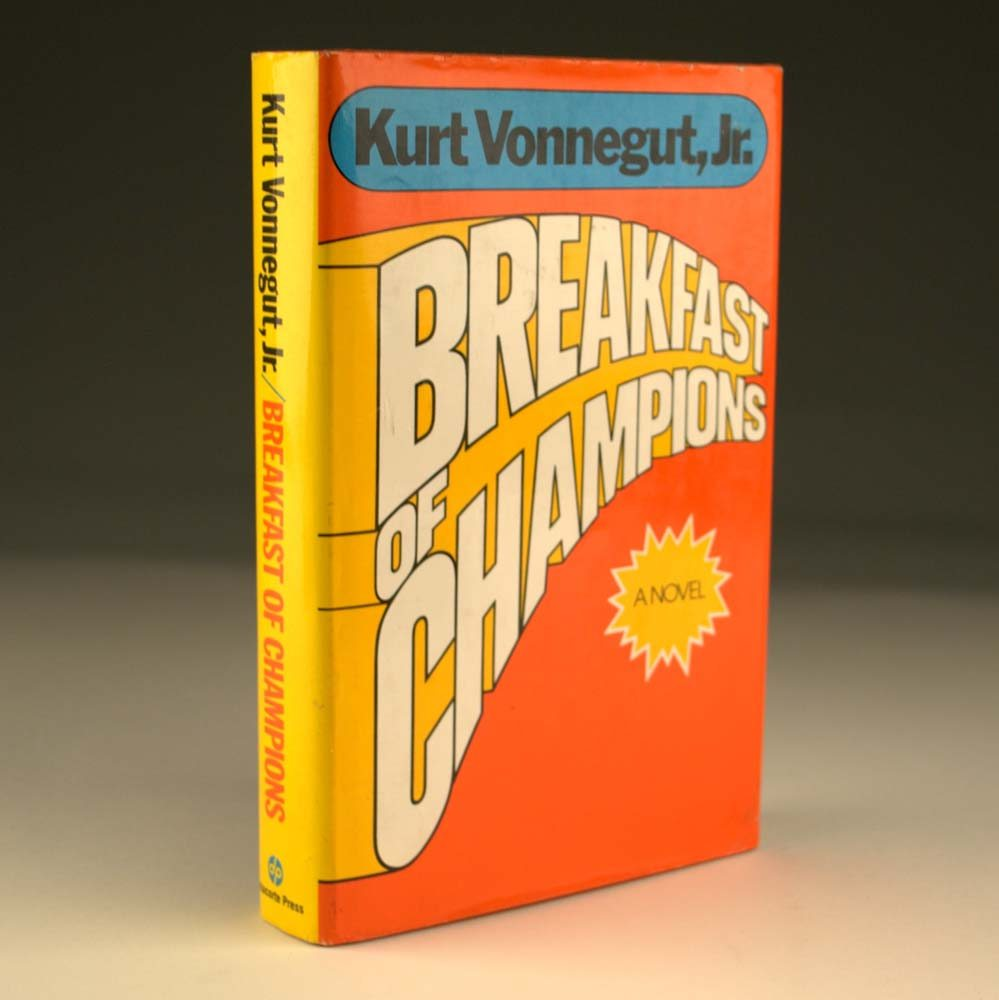 a report on breakfast of champions by kurt vonnegut