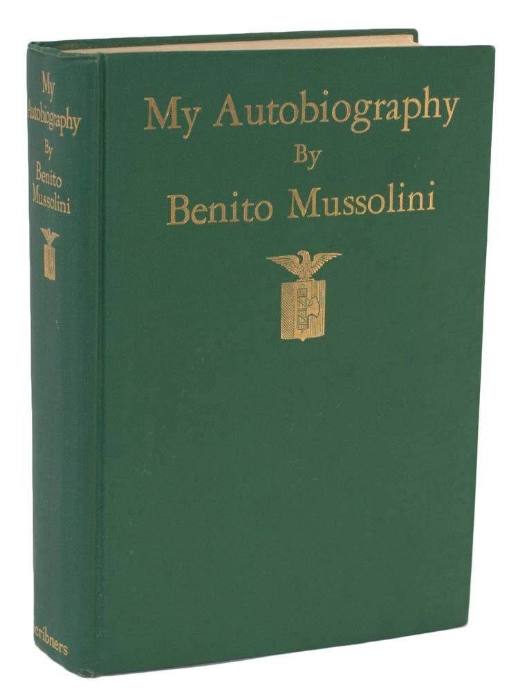 My Autobiography.