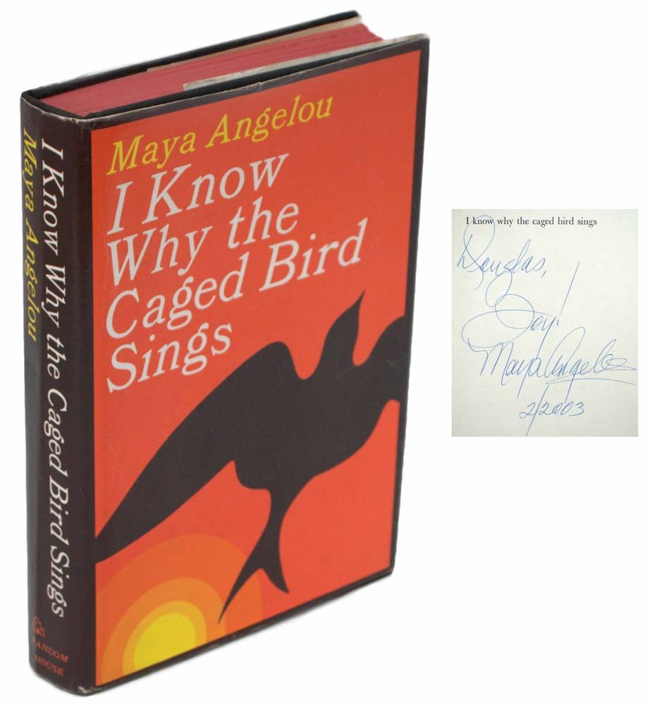 maya angelou - i know why the caged bird sings essay [in the following essay, mcpherson discusses i know why the caged bird sings as a record of angelou's discovery of her own interior world and identity we are a tongued folk a race of singers.