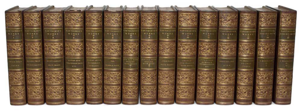 nathaniel hawthorne essay the complete works of nathaniel hawthorne hawthornes works nathaniel hawthorne 1884 jpg