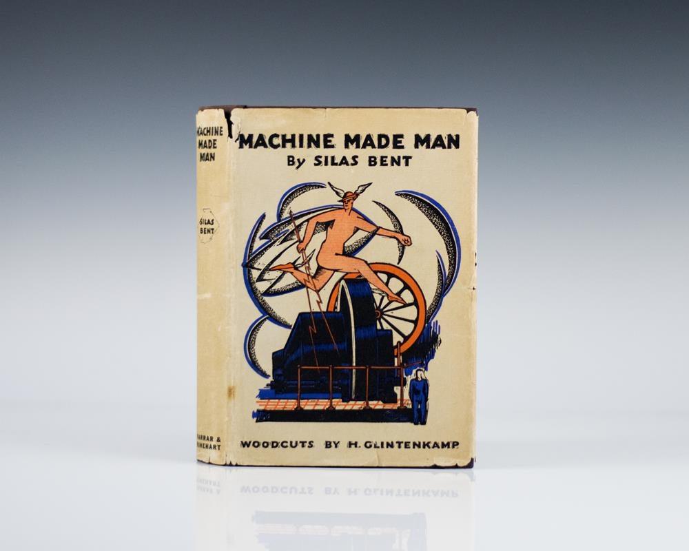 Machine Made Man.