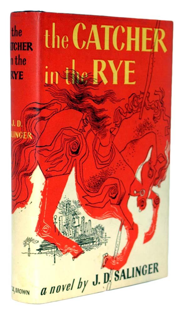 the catcher in the rye the secret goldfish Jerome selinger,the catcher in the rye   the secret goldfish, in case you never heard of him the best one in it was the secret goldfish.