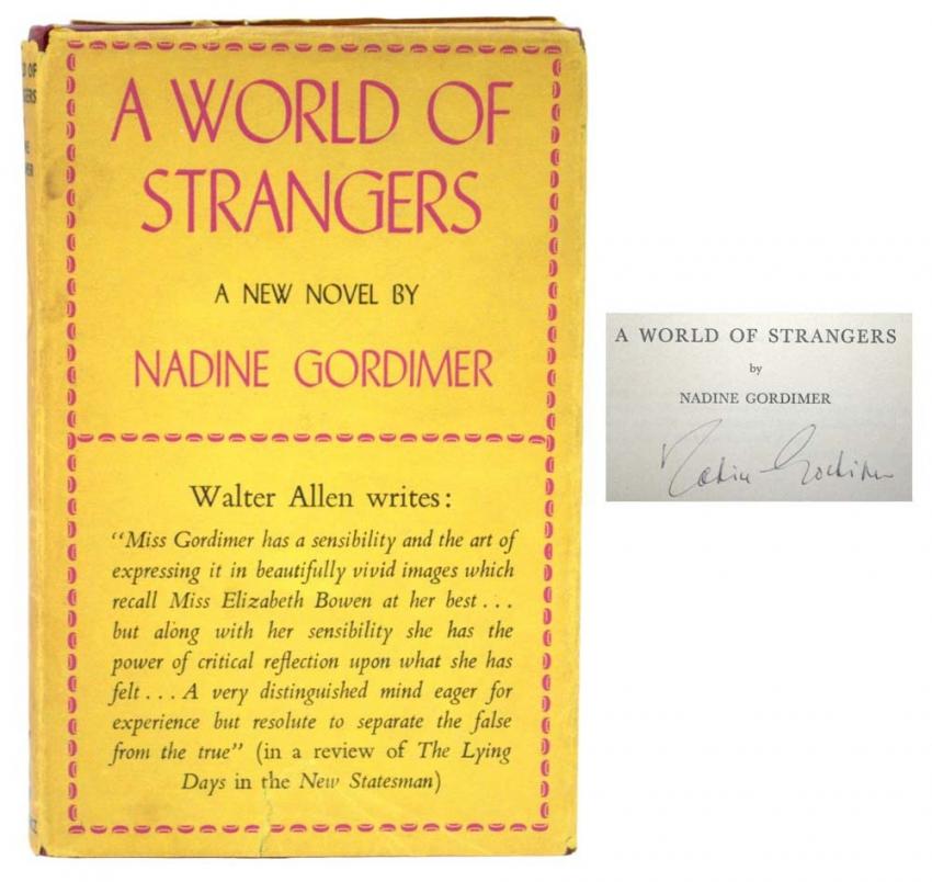 A World of Strangers