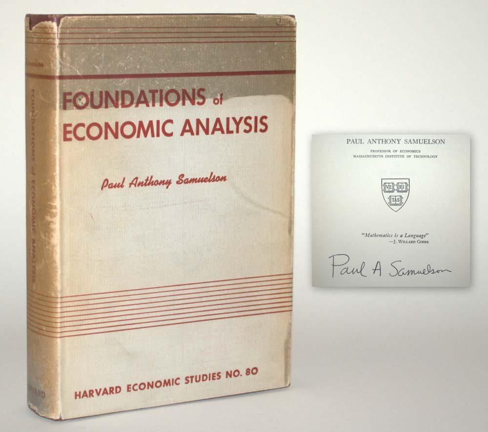 foundation in economics
