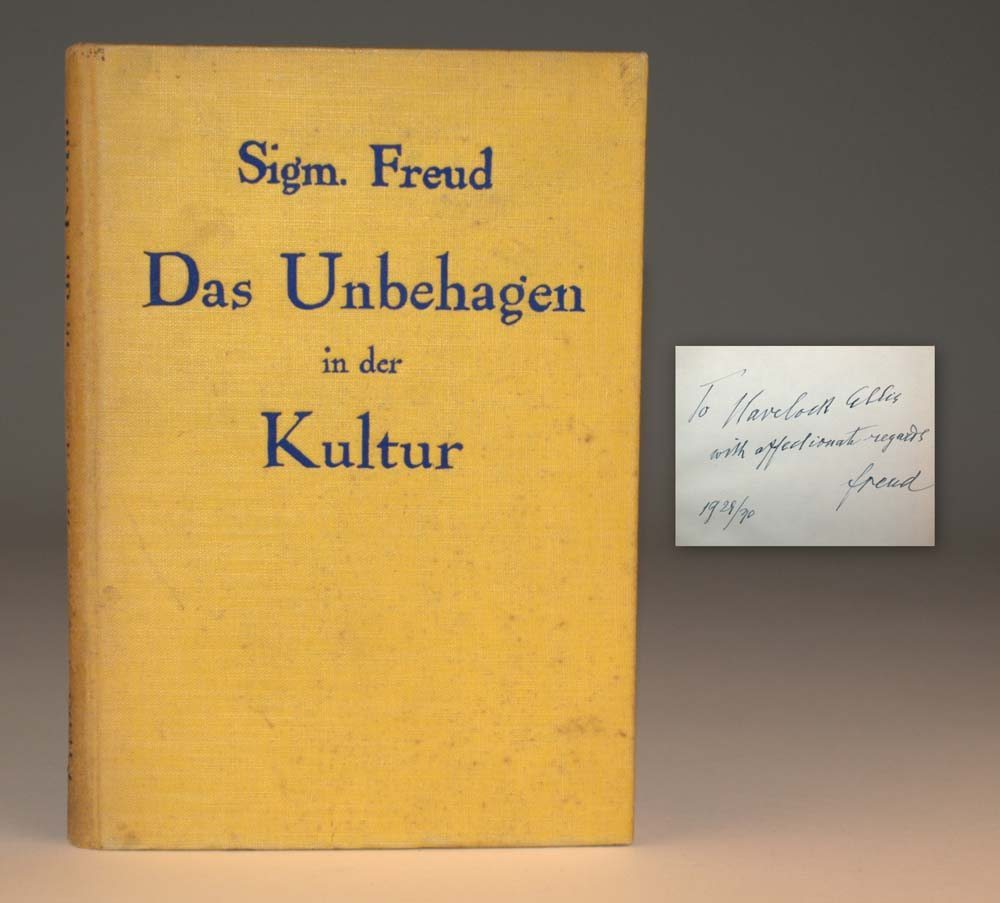 sigmund freud original writings Portrait of sigmund freud (1856 - 1939) in his study in vienna, in the 1930s.