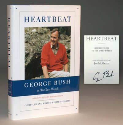 Heartbeat: George Bush In His Own Words.
