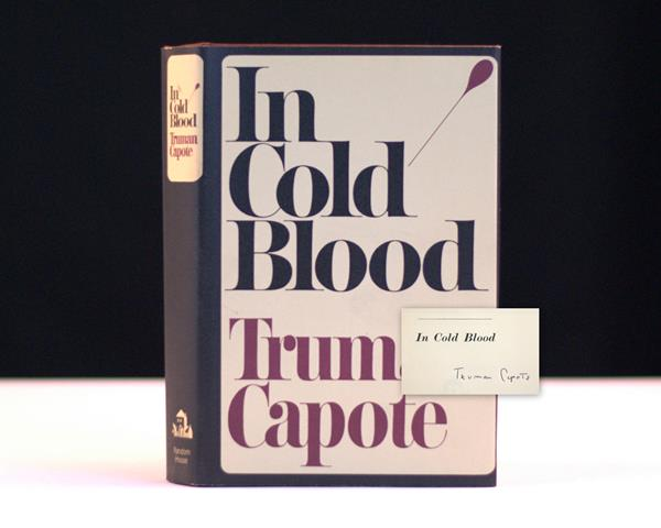 In Cold Blood.