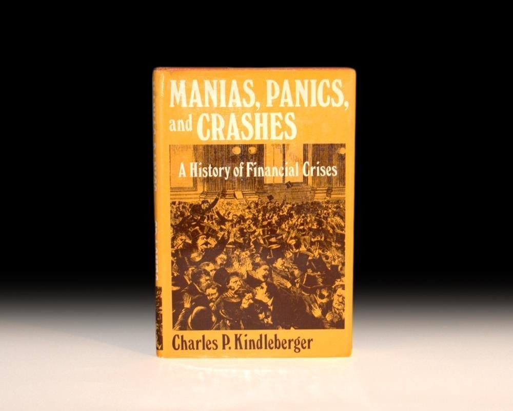 Manias, Panics and Crashes: A History of Financial Crises.