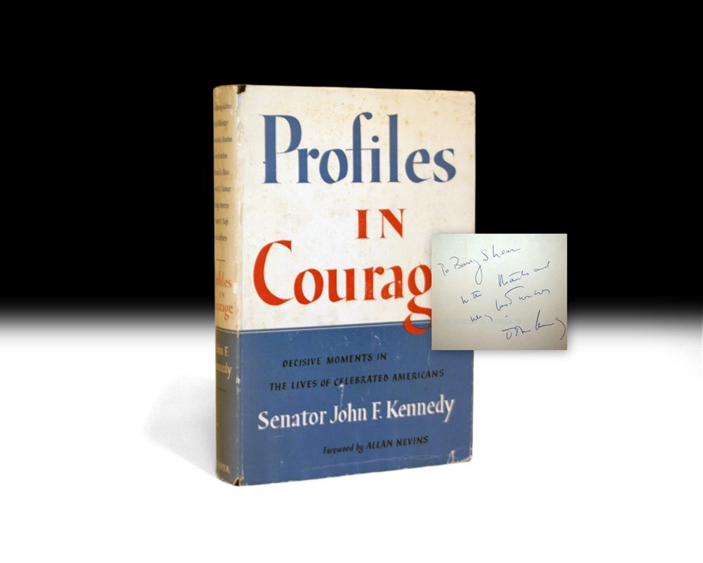 profiles in courage Read a free sample or buy profiles in courage by john f kennedy you can read this book with ibooks on your iphone, ipad, ipod touch, or mac.