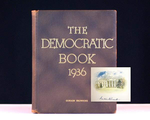 The Democratic Book 1936.