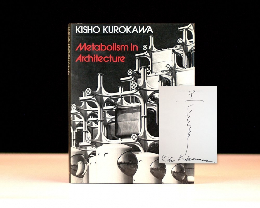 Metabolism in Architecture