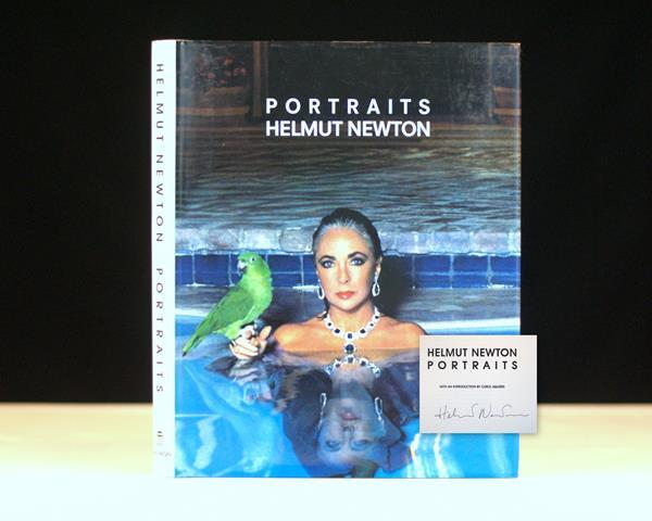 Helmut Newton Portraits.