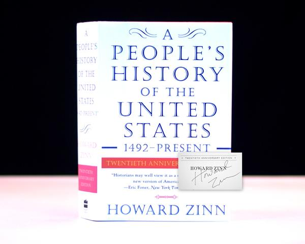 A People's History of the United States 1492-Present.