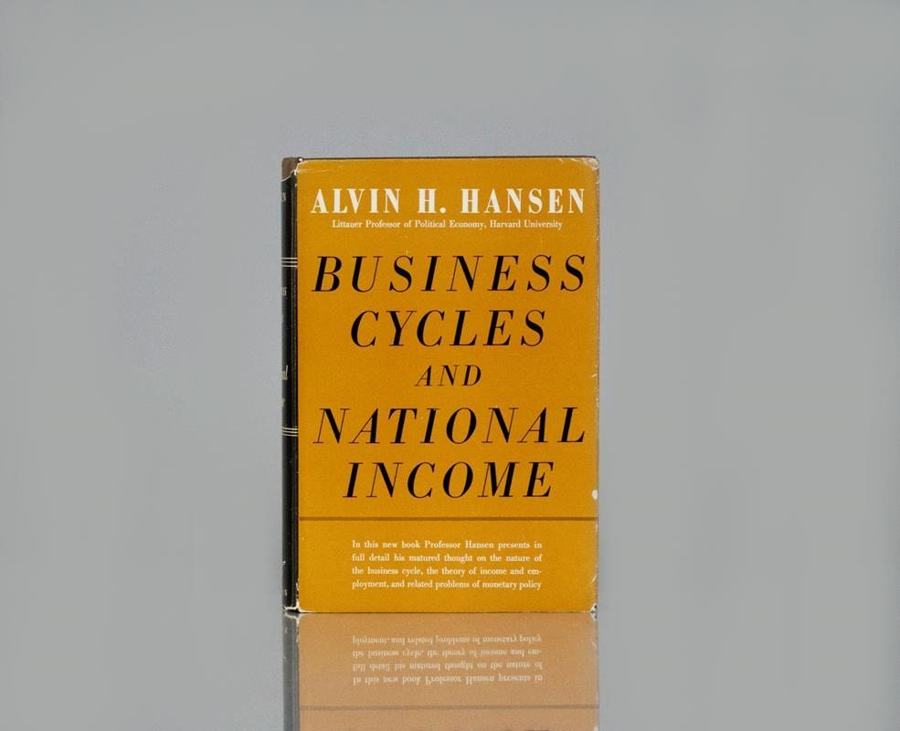 Business Cycles and National Income.