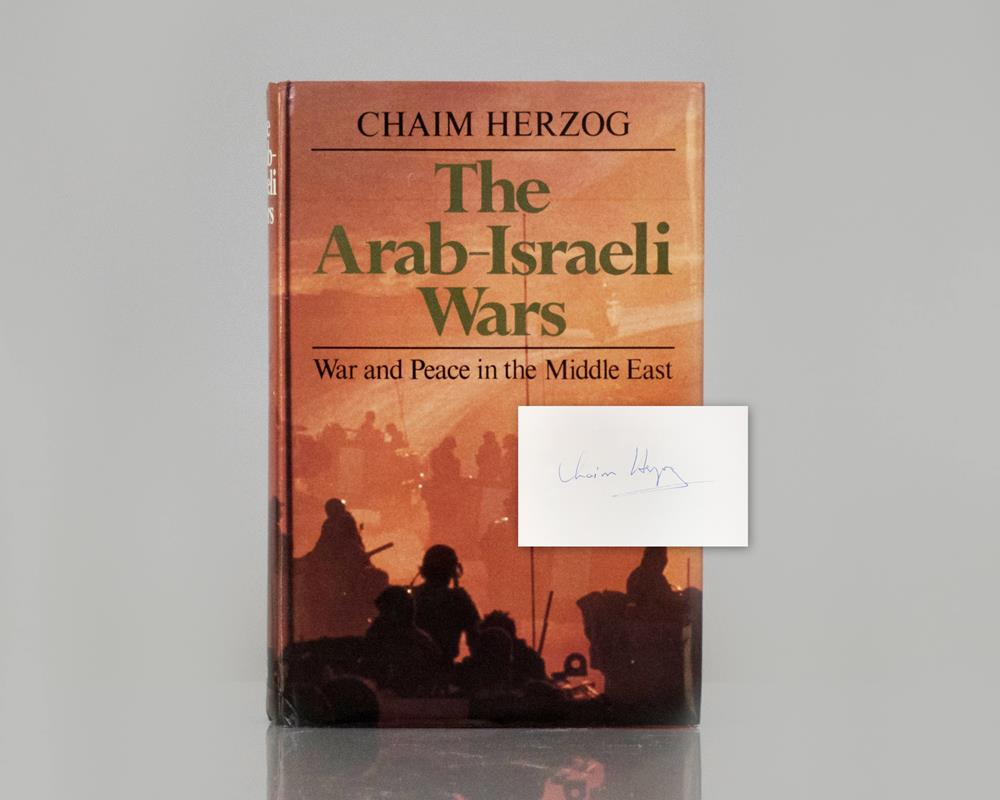 The Arab-Israeli Wars: War and peace in the Middle East.