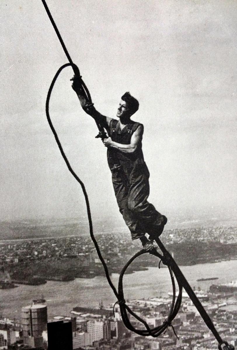 Men at Work: Photographic Studies of Men and Machines.