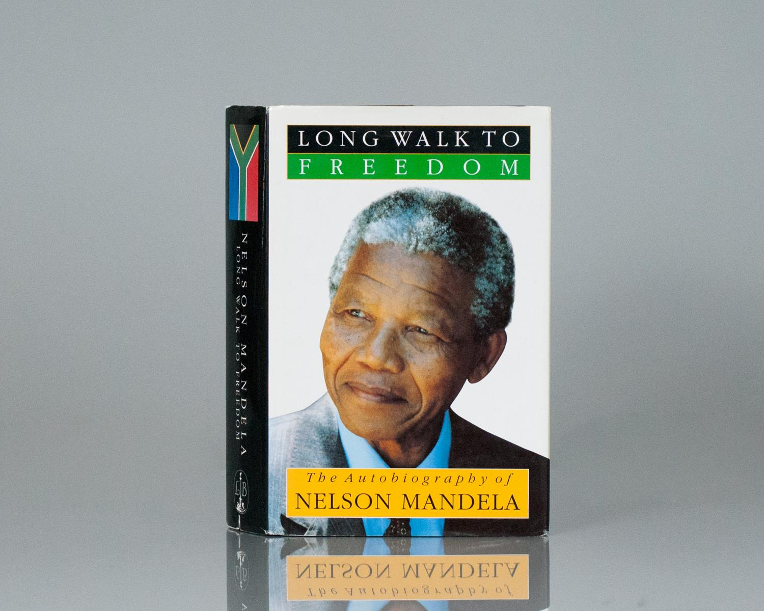 a review of long walk to freedom an autobiography by nelson mandela Adapted by william nicholson from mandela's 1995 autobiography mandela: long walk to freedom nelson mandela death announced at long walk to freedom.