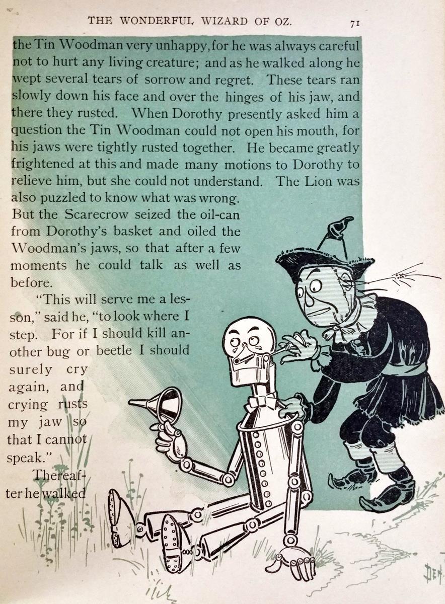 the wizard of oz l frank Macmillan readers pre-intermediate level l frank baum the wizard of oz retold by elizabeth walker macmillan.