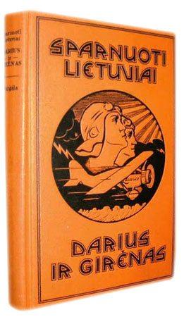 Sparnuoti Lietuviai Darius Ir Girenas
