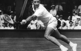 Tennis and Book Collecting – A love love match.