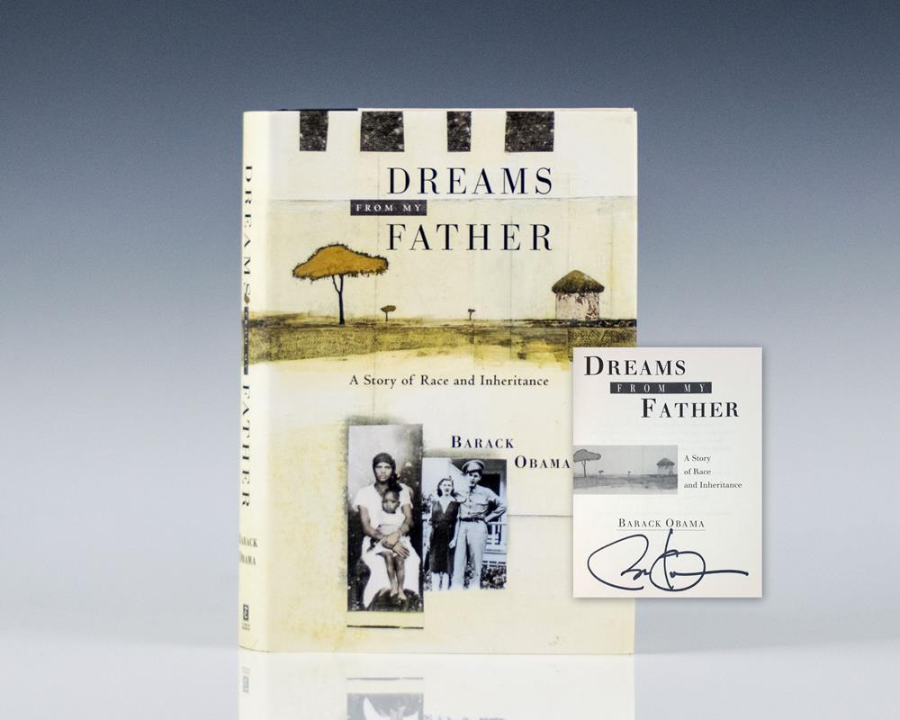 BARACK OBAMA, DREAMS FROM MY FATHER, 2007, 1st/1st, VG Collectible
