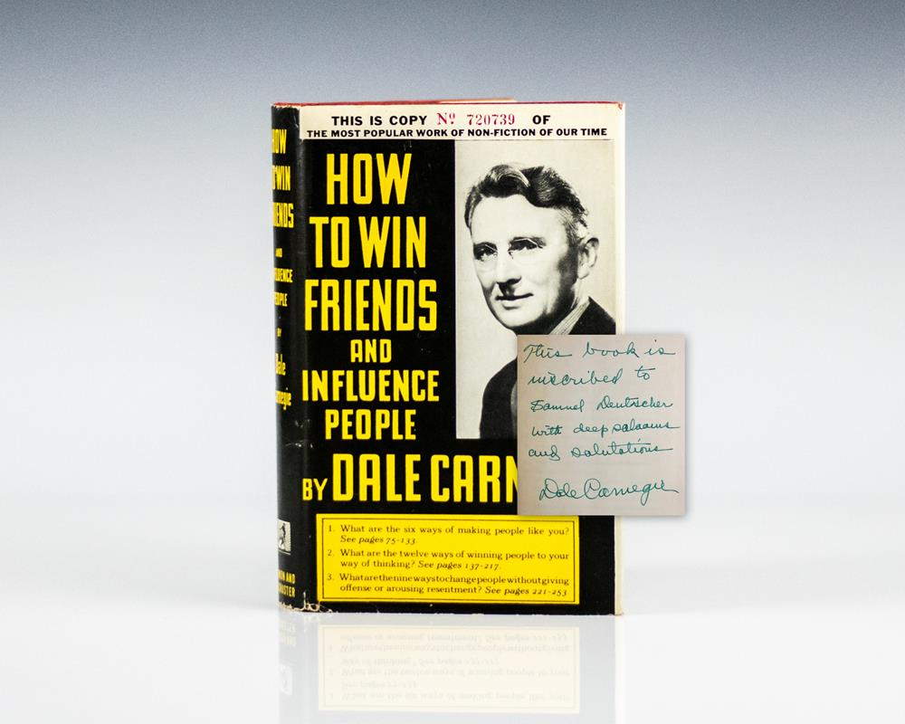 how win friends and influence people This quest's name refrences the book how to win friends and influence people as well as a film based on a memoir whose name is a play on words of the name of the original book (how to lose friends and alienate people).